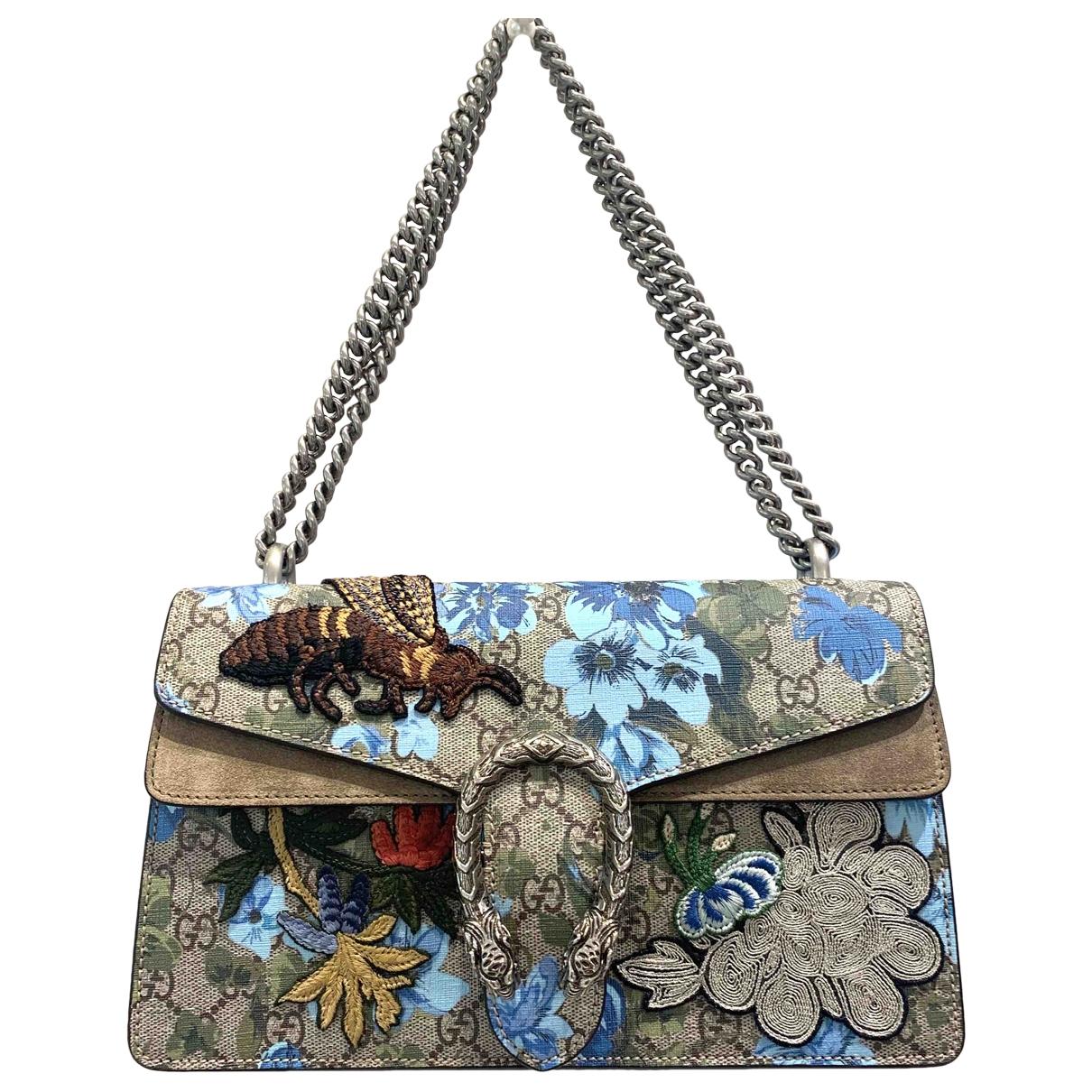 Gucci Dionysus Beige Cloth handbag for Women \N
