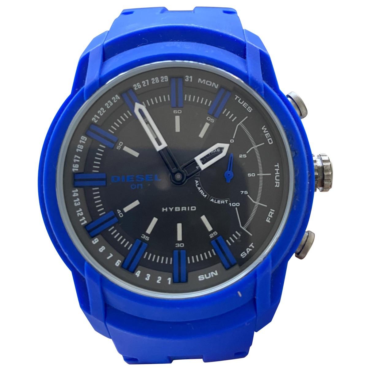 Diesel \N Blue Steel watch for Men \N
