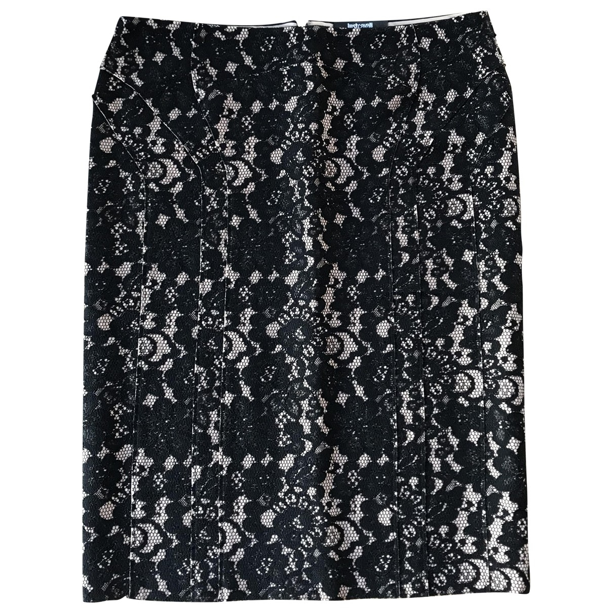 Just Cavalli \N Black skirt for Women 42 IT