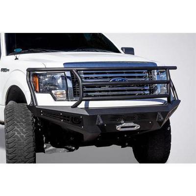 Addictive Desert Designs HoneyBadger Rancher Front Bumper (Black) - F057425050103