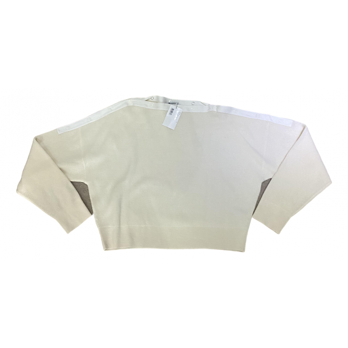 T By Alexander Wang \N Beige Wool Knitwear for Women M International