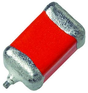 Vishay Tantalum Capacitor 1μF 20V dc MnO2 Solid ±10% Tolerance , 595D (2)