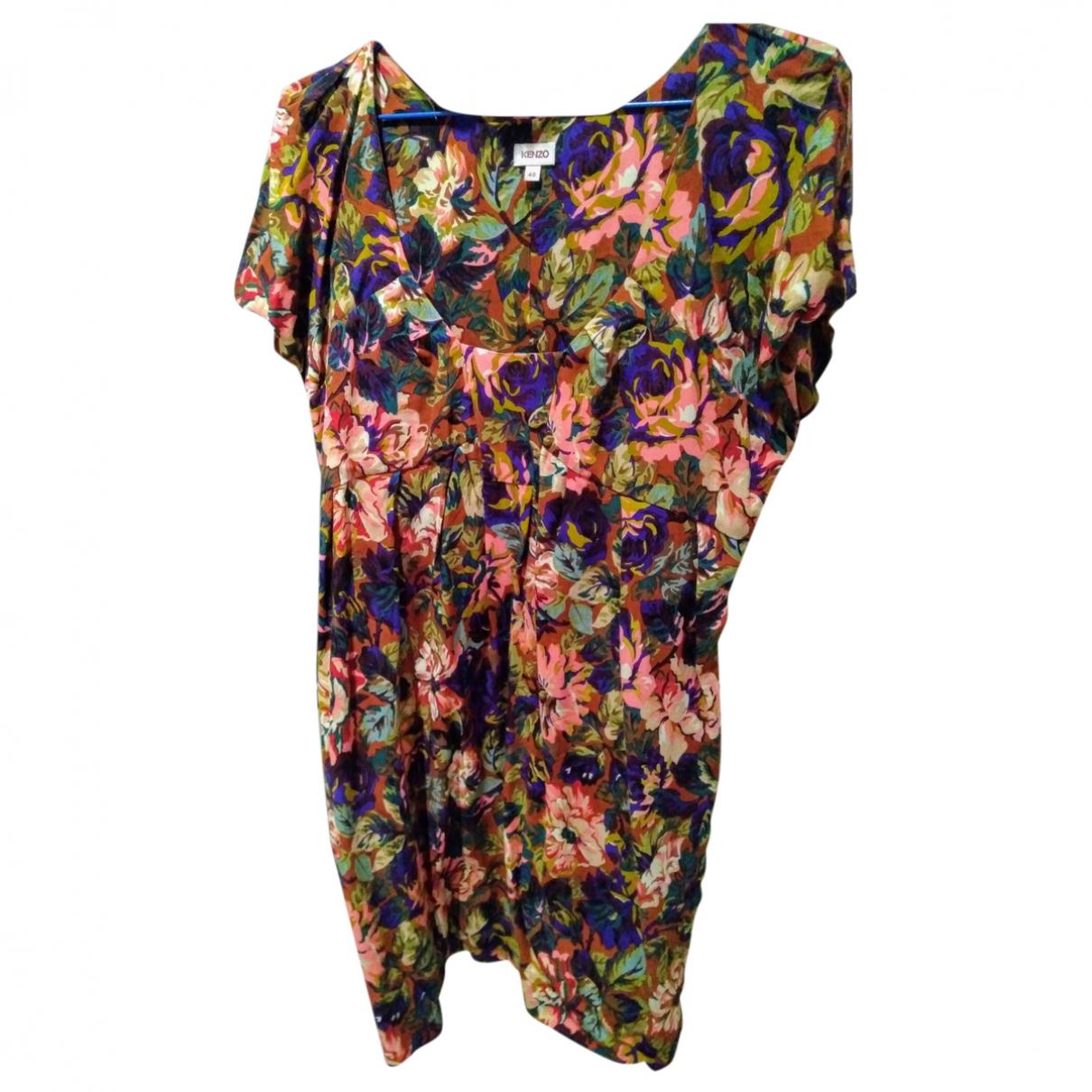 Kenzo \N Multicolour dress for Women 40 FR
