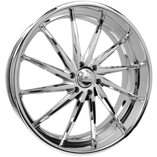 Billet Specialties DT66205Custom BLVD 66 Wheels 20x10.5