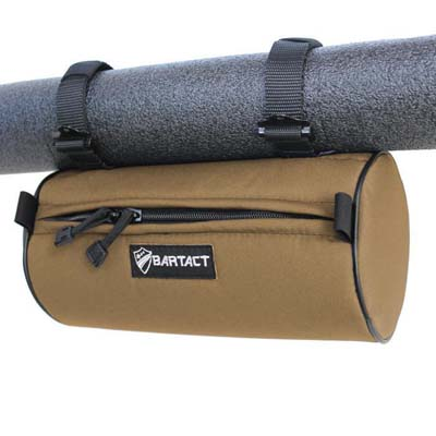 Bartact RBIA1005BC Roll Bar Barrel Bag Medium 10x5 Inch Coyote