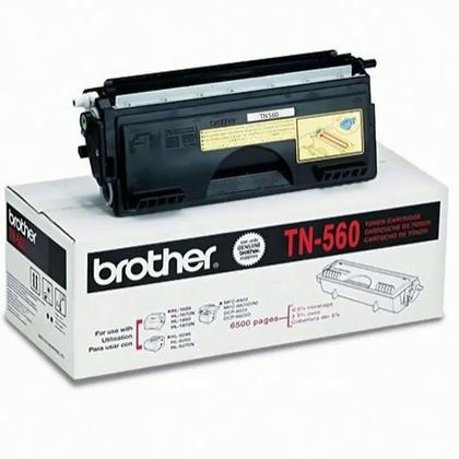 Brother TN560 Original Black Toner Cartridge