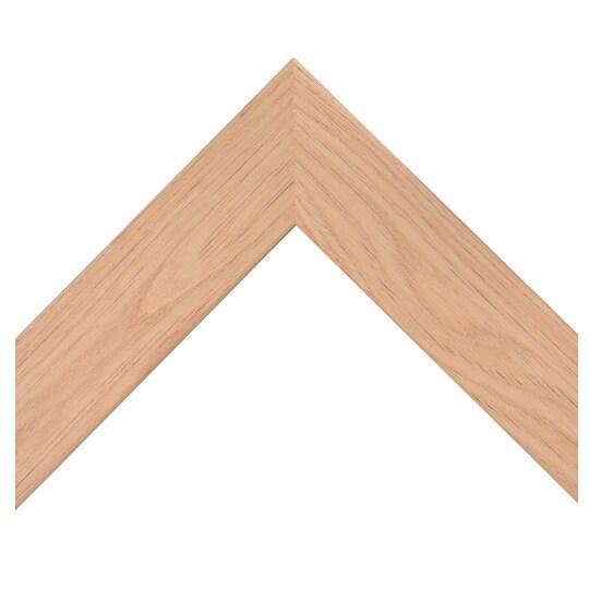 Natural Woodgrain Custom Frame By Michaels® in Brown   8 X 10   MDF