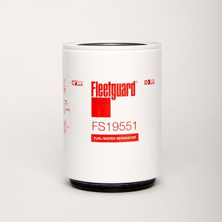 Fleetguard FS19551 - Filter Fuel/Water Separator