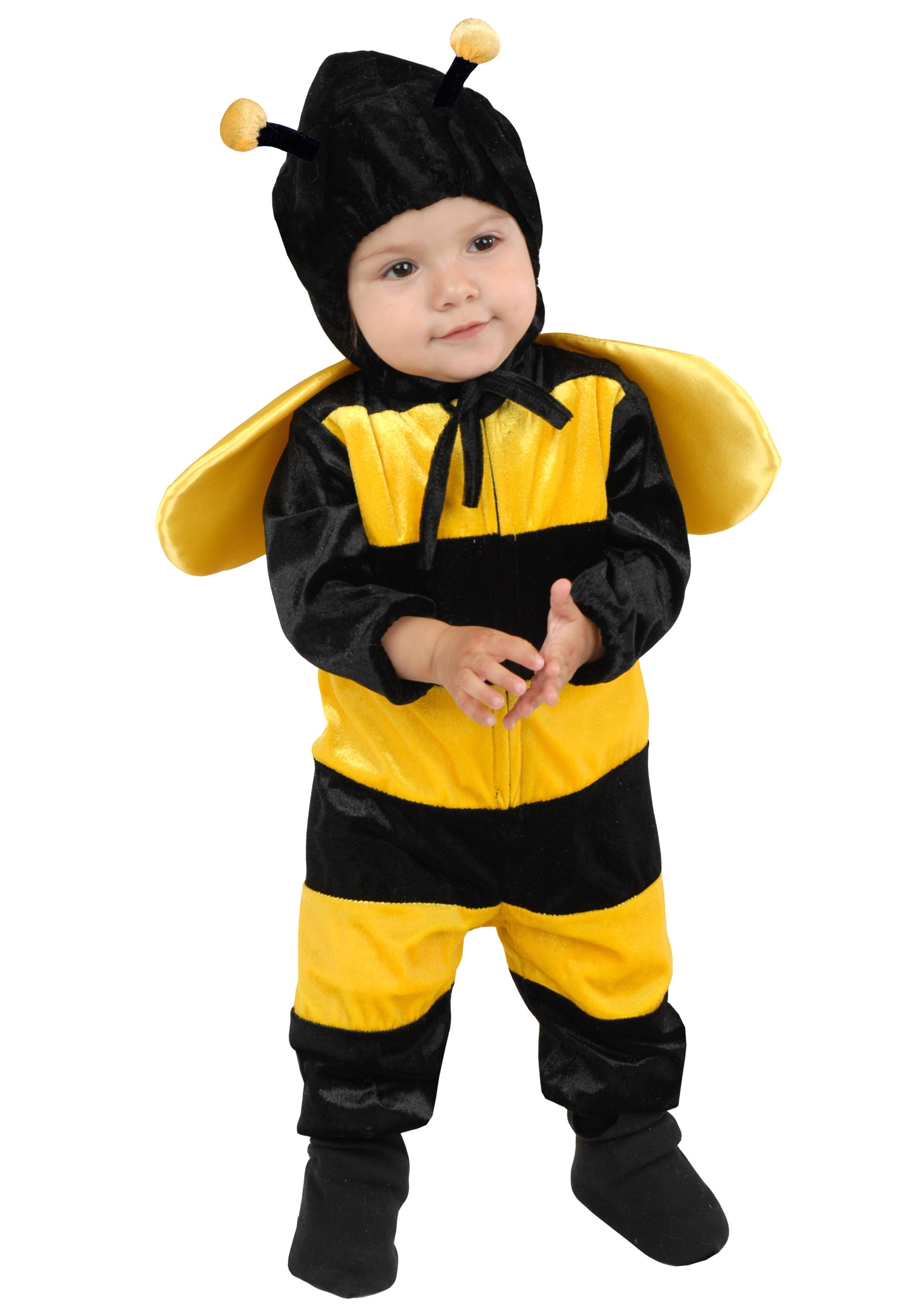 Little Bee Costume for Toddlers