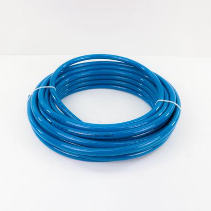 Hd Value HDV-NT2608BLU50 - Nylon Brake Tubing   Blue, 50 Ft, 1/2