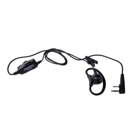 Kenwood D Ring In-Line PTT Headset