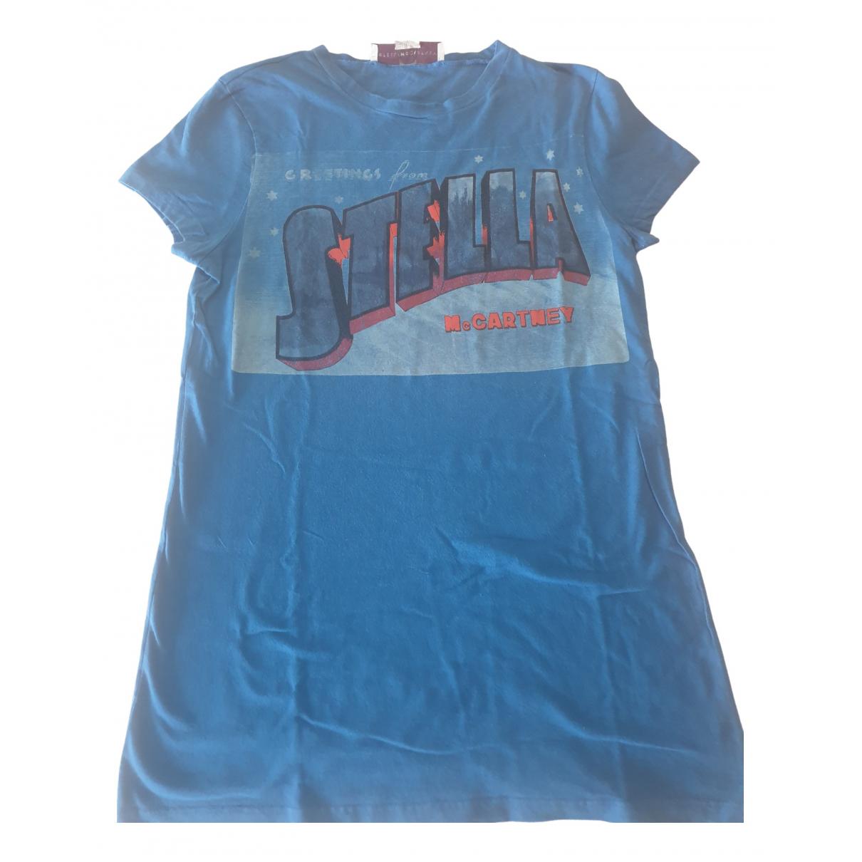 Stella Mccartney \N Blue Cotton  top for Women 42 IT