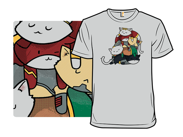Justice Clowder T Shirt