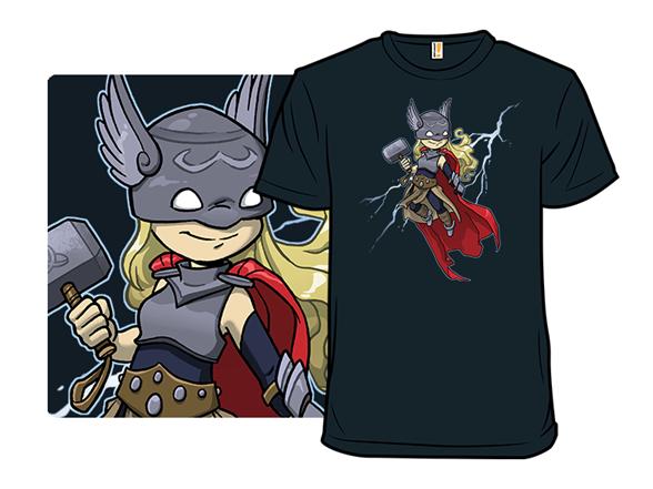 Team Lady T Shirt