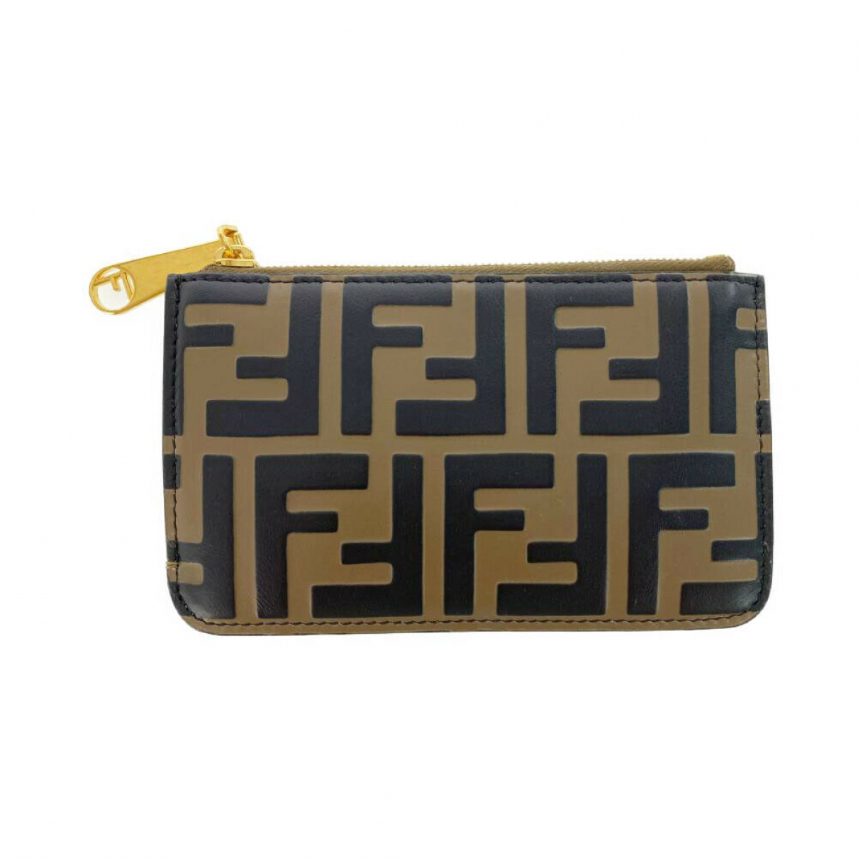 Fendi \N Leather Purses, wallet & cases for Women \N