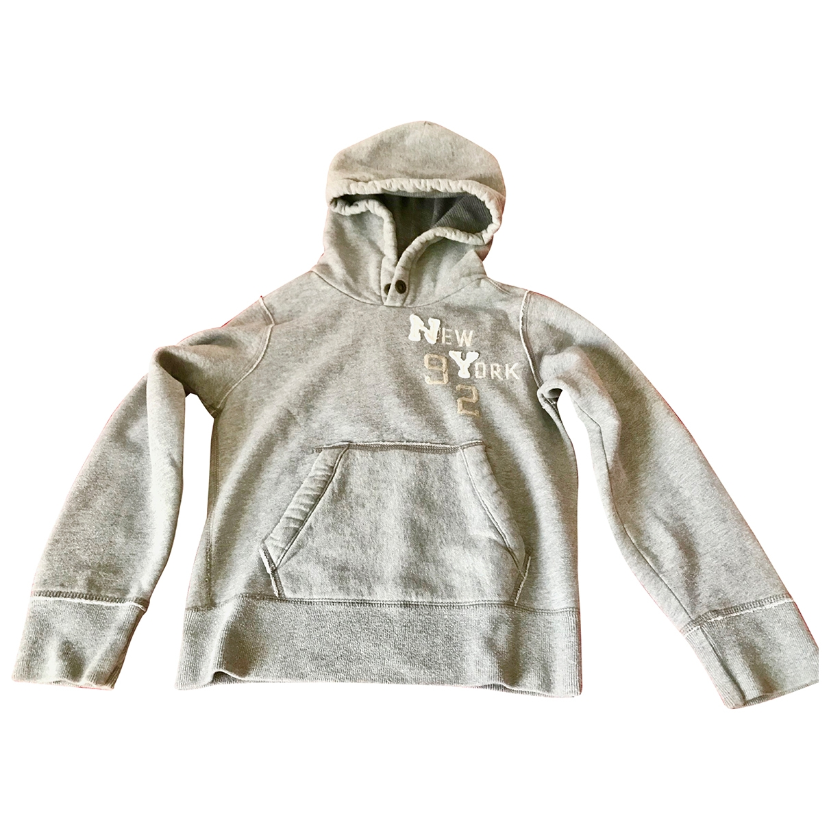 Abercrombie & Fitch \N Grey Cotton Knitwear for Kids 10 years - up to 142cm FR