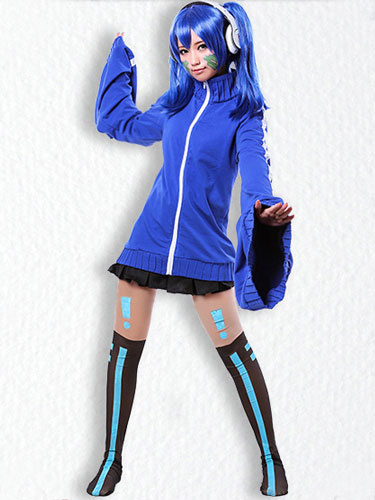Milanoo Kagerou Project MekakuCity Actors Ene Halloween Cosplay Costume Sports Wear Halloween