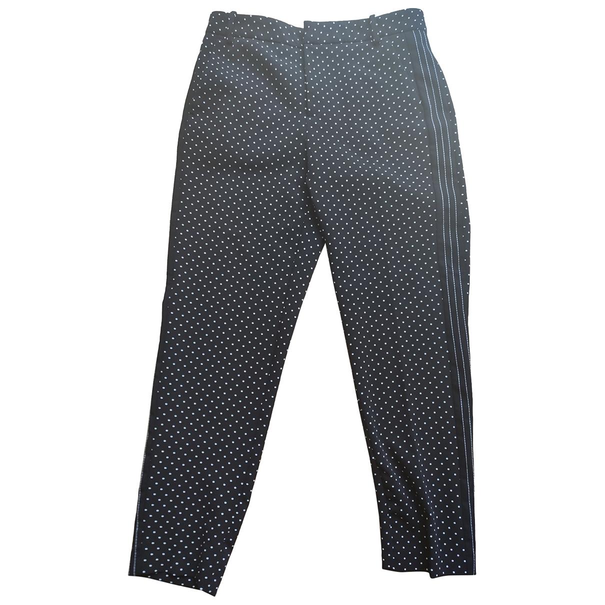 Zara \N Blue Trousers for Women XS International