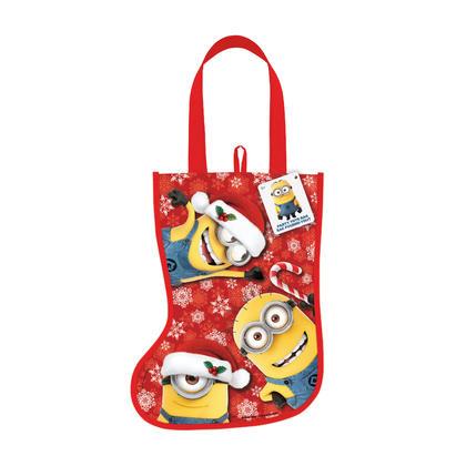 Despicable Me Christmas Stocking Tote Bag, 13