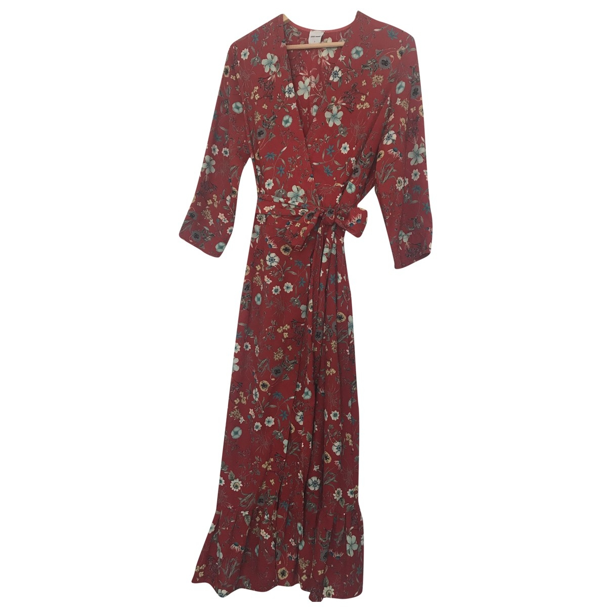 Jane Wood \N Red dress for Women 3 0-5