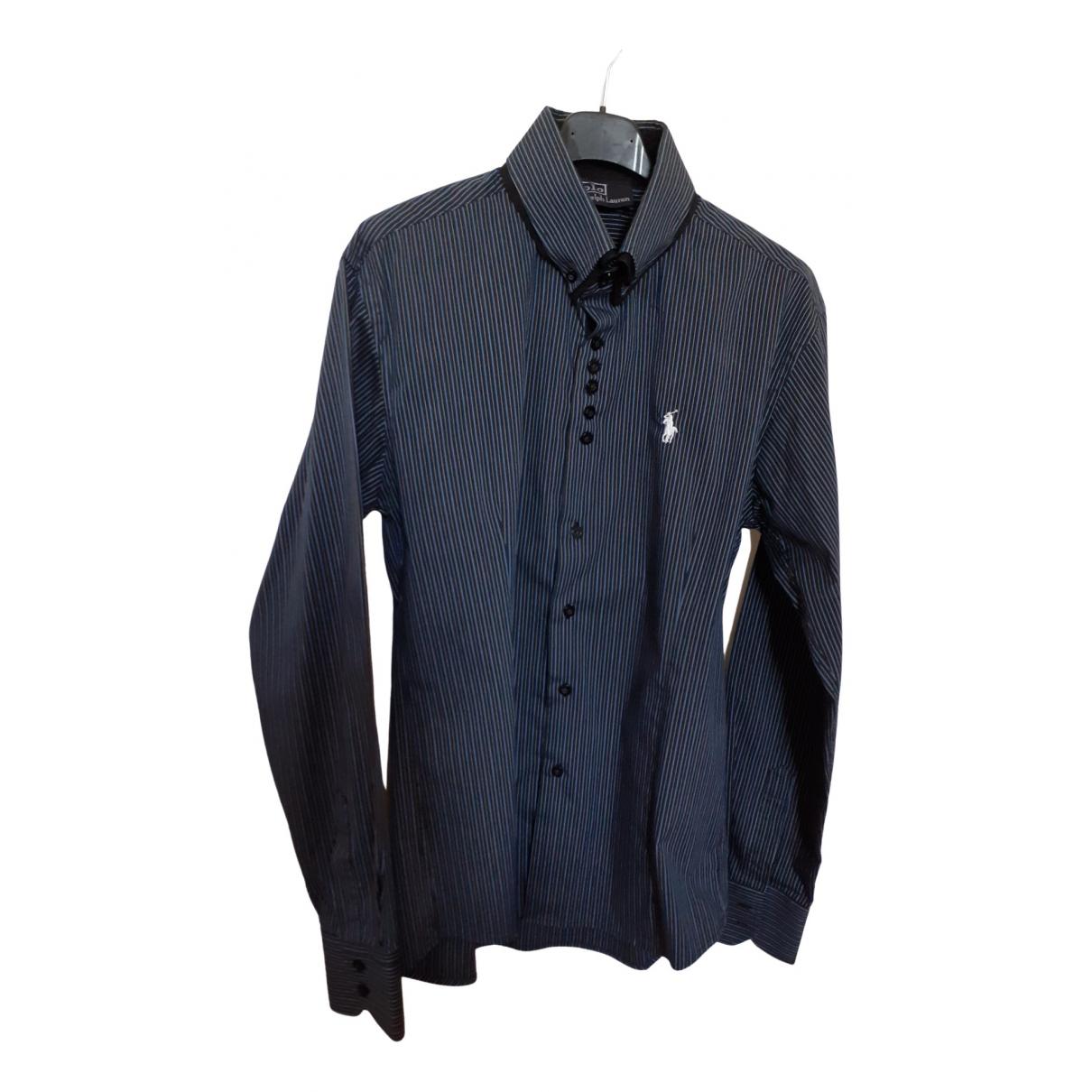 Polo Ralph Lauren \N Multicolour Cotton Shirts for Men L International