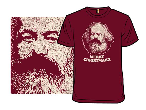 Merry Christmarx T Shirt
