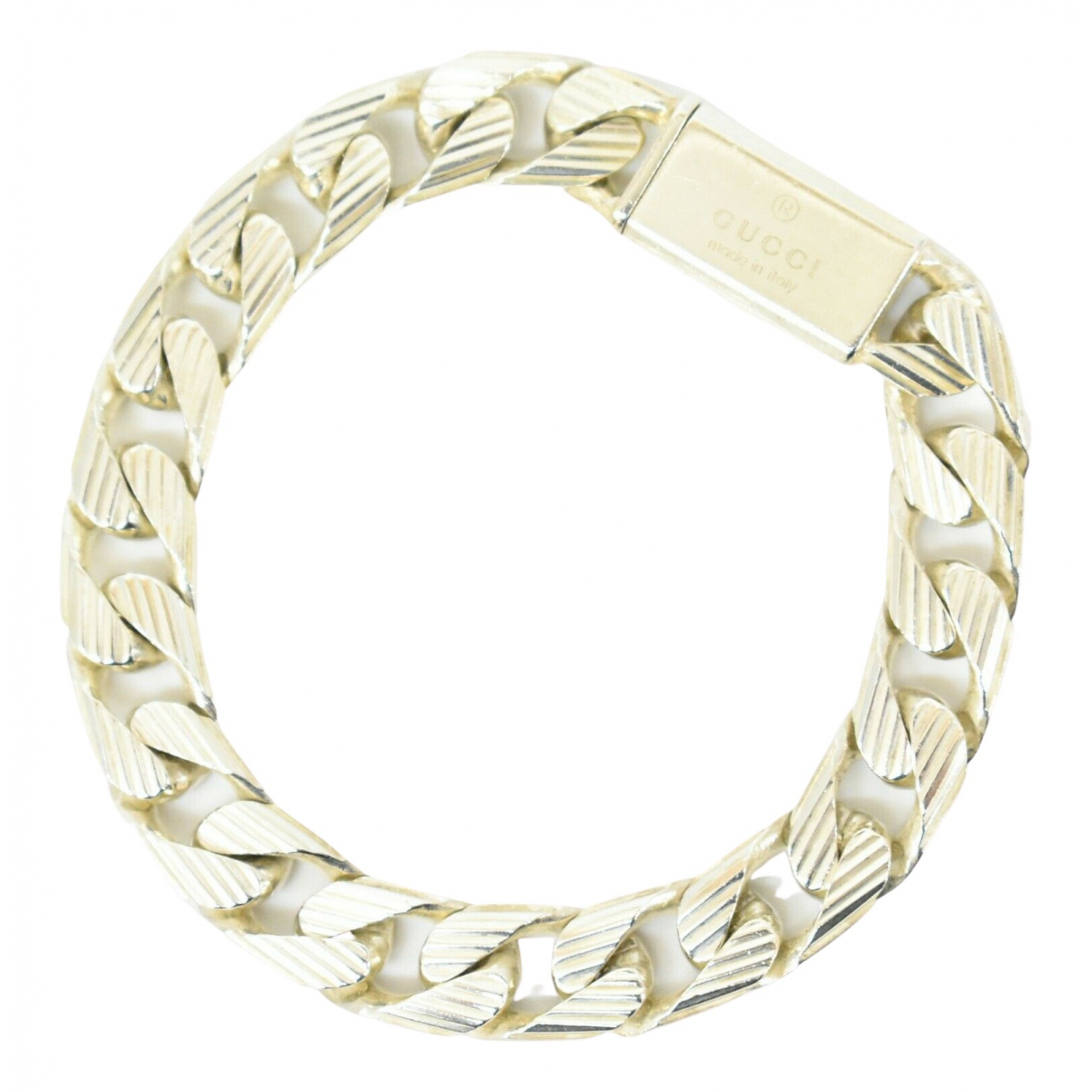 Gucci \N Silver Metal bracelet for Women \N
