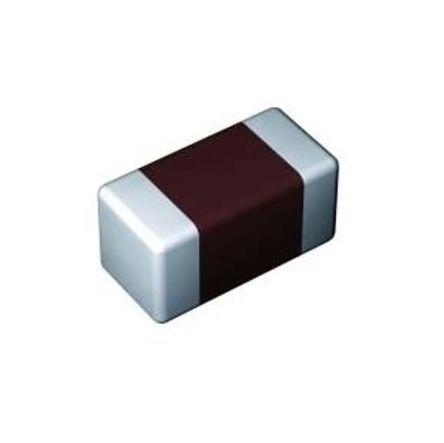 Taiyo Yuden , 1206 (3216M) 220μF Multilayer Ceramic Capacitor MLCC 2.5V dc ±20% , SMD PMK316BBJ227ML-T (20)