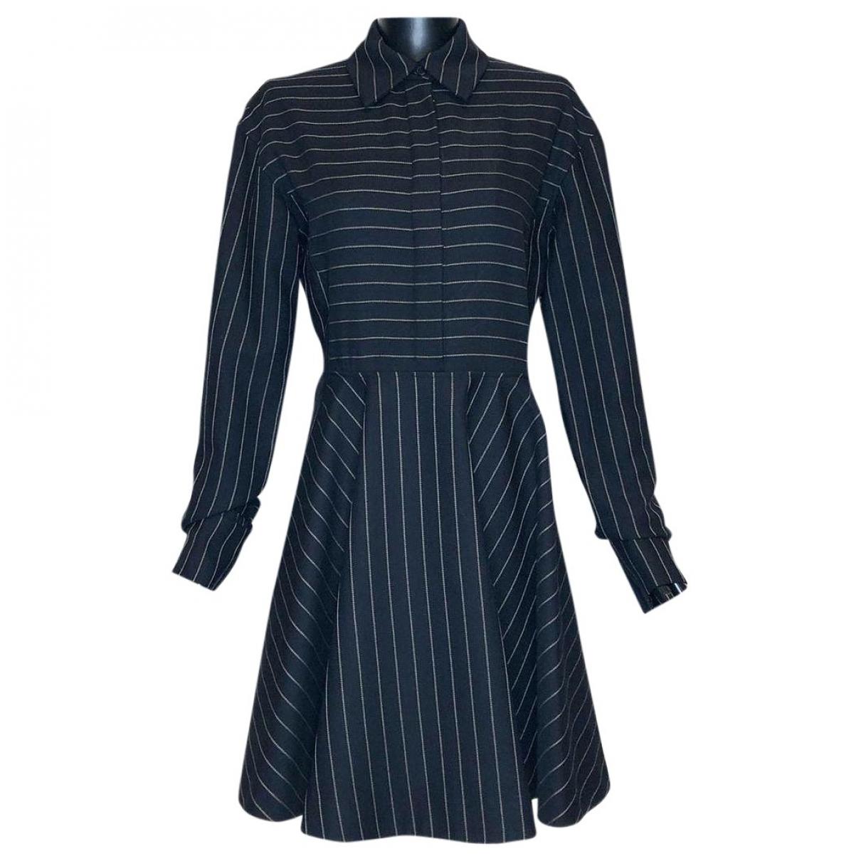 Stella Mccartney \N Black Wool dress for Women 38 IT