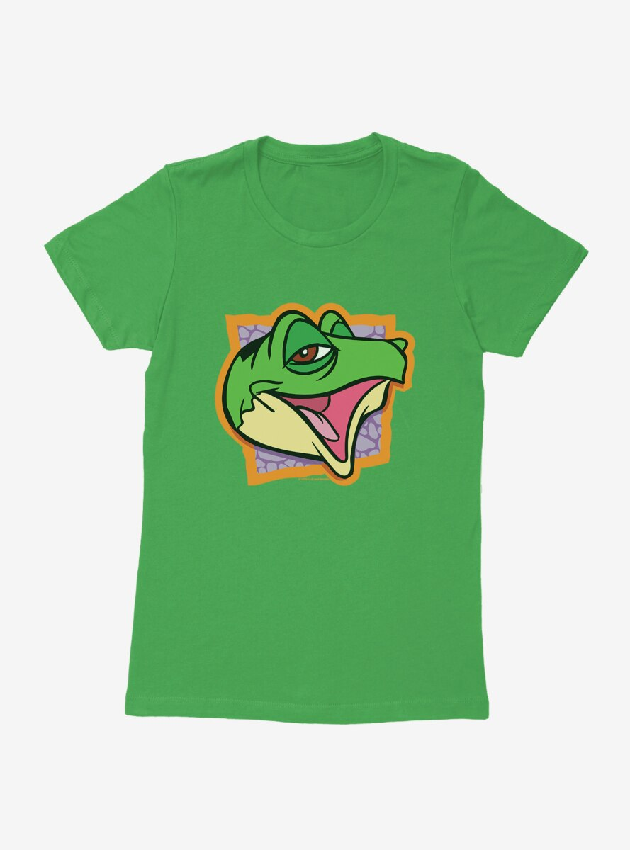 The Land Before Time Spike Square Womens T-Shirt