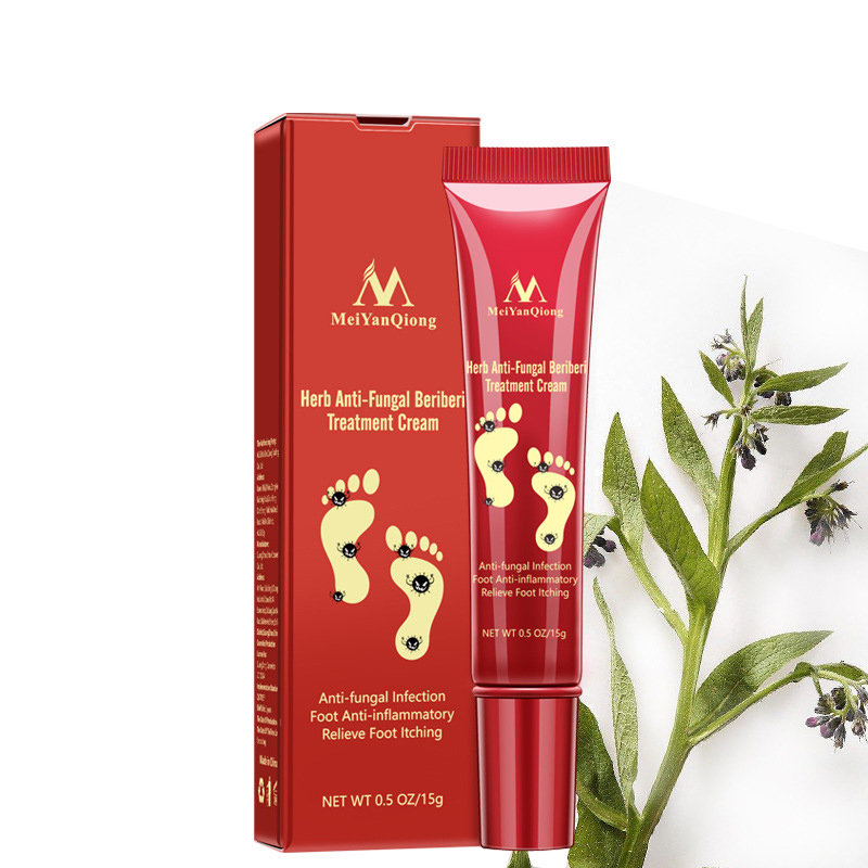 Anti Fungal Foot Cream Anti Infection Relief Foot Itching FootAnti-Inflammatory Herb Foot Cream
