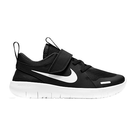Nike Flex Contact 4 Little Kids Boys Running Shoes, 2 Medium, Black