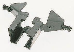 ITT Cannon ABS D-sub Connector Backshell, 24 Way (5)