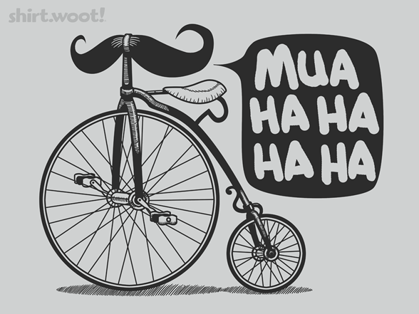 Evil Bike Is Evil T Shirt