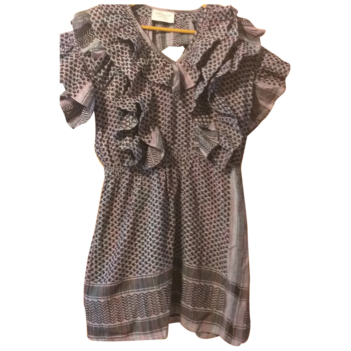 Cecilie Copenhagen \N Multicolour Cotton dress for Women S International