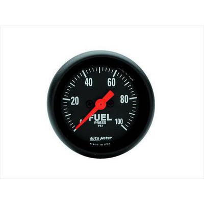 Auto Meter Z-Series Electric Fuel Pressure Gauge - 2663