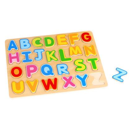 Tooky Toy Alphabet Puzzle Baby Toys