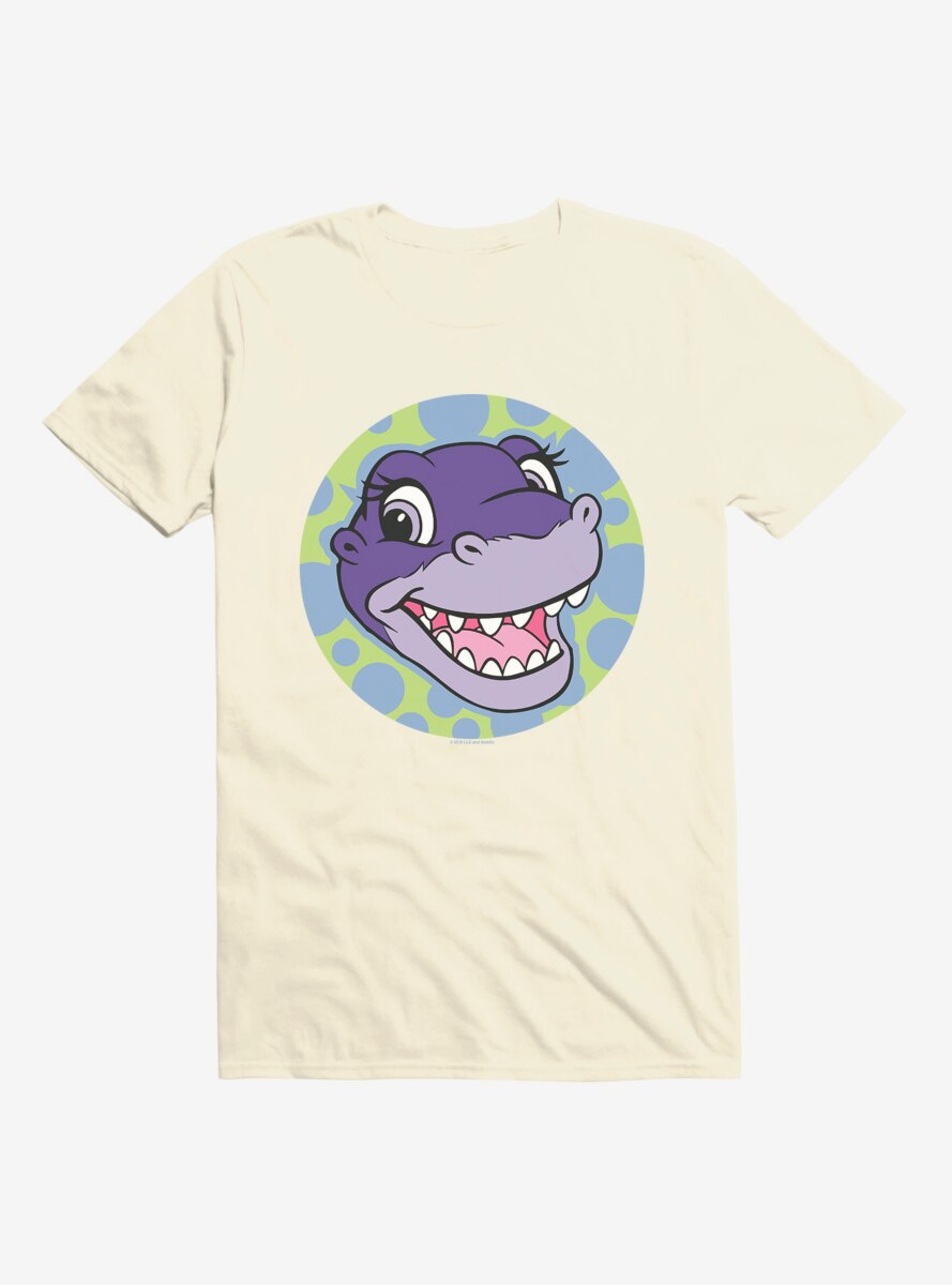 The Land Before Time Chomper Portrait T-Shirt