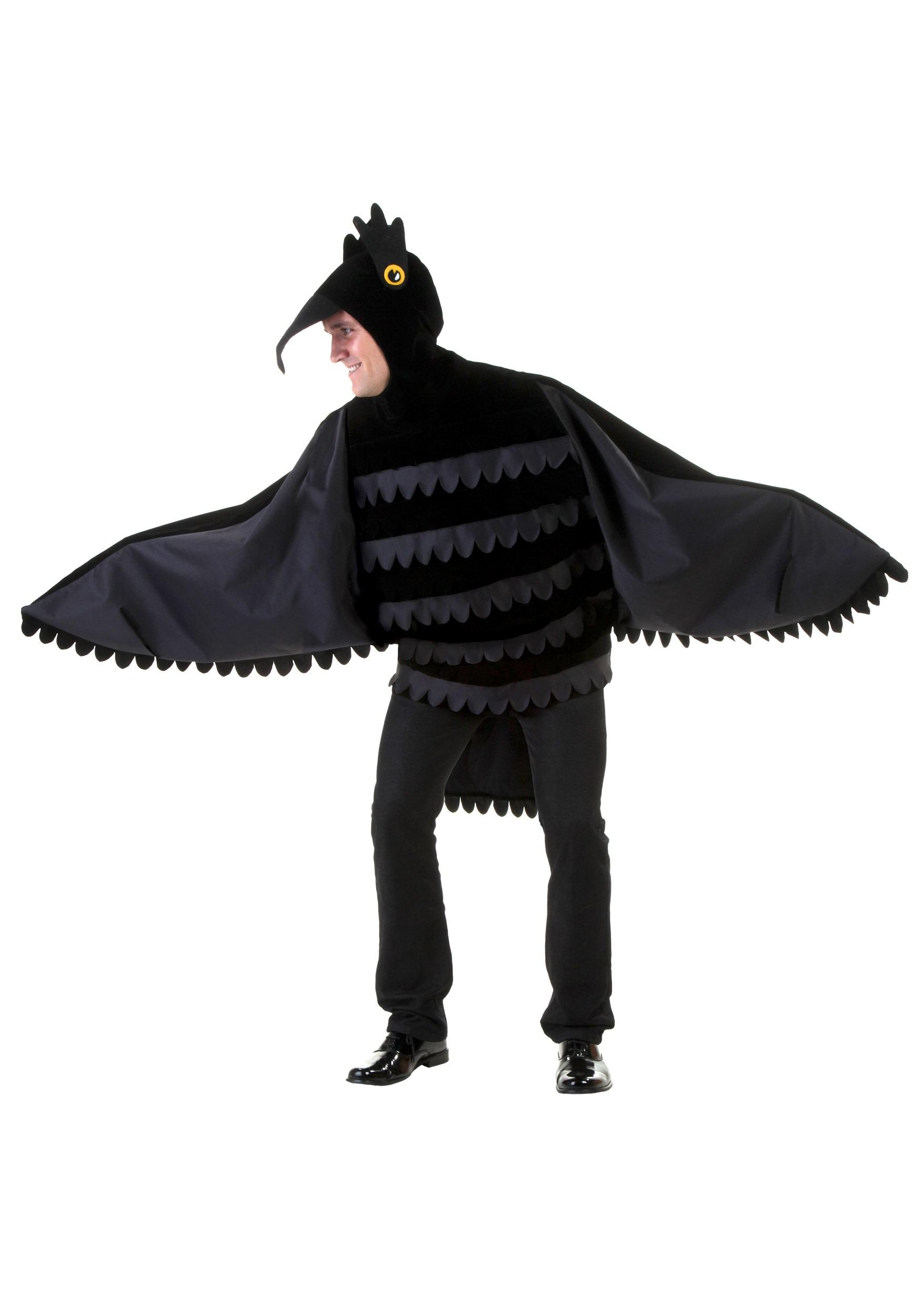 Raven Adult Costume