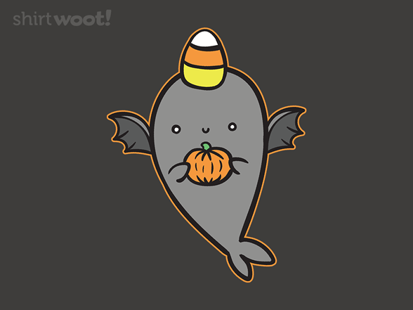 Candy Narwhal T Shirt