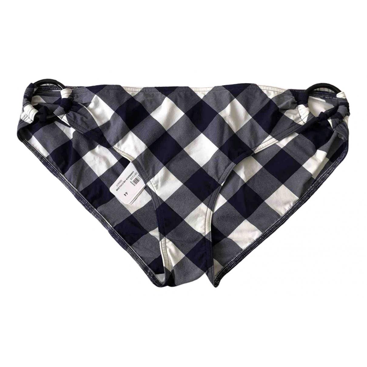 Eres \N Navy Lycra Swimwear for Women 42 FR
