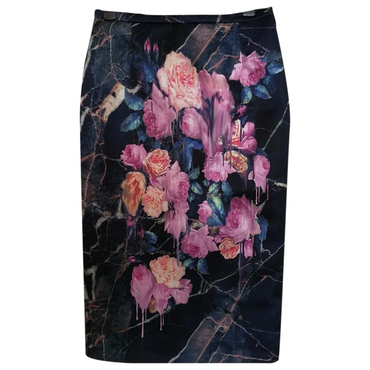Msgm \N Multicolour skirt for Women 42 IT