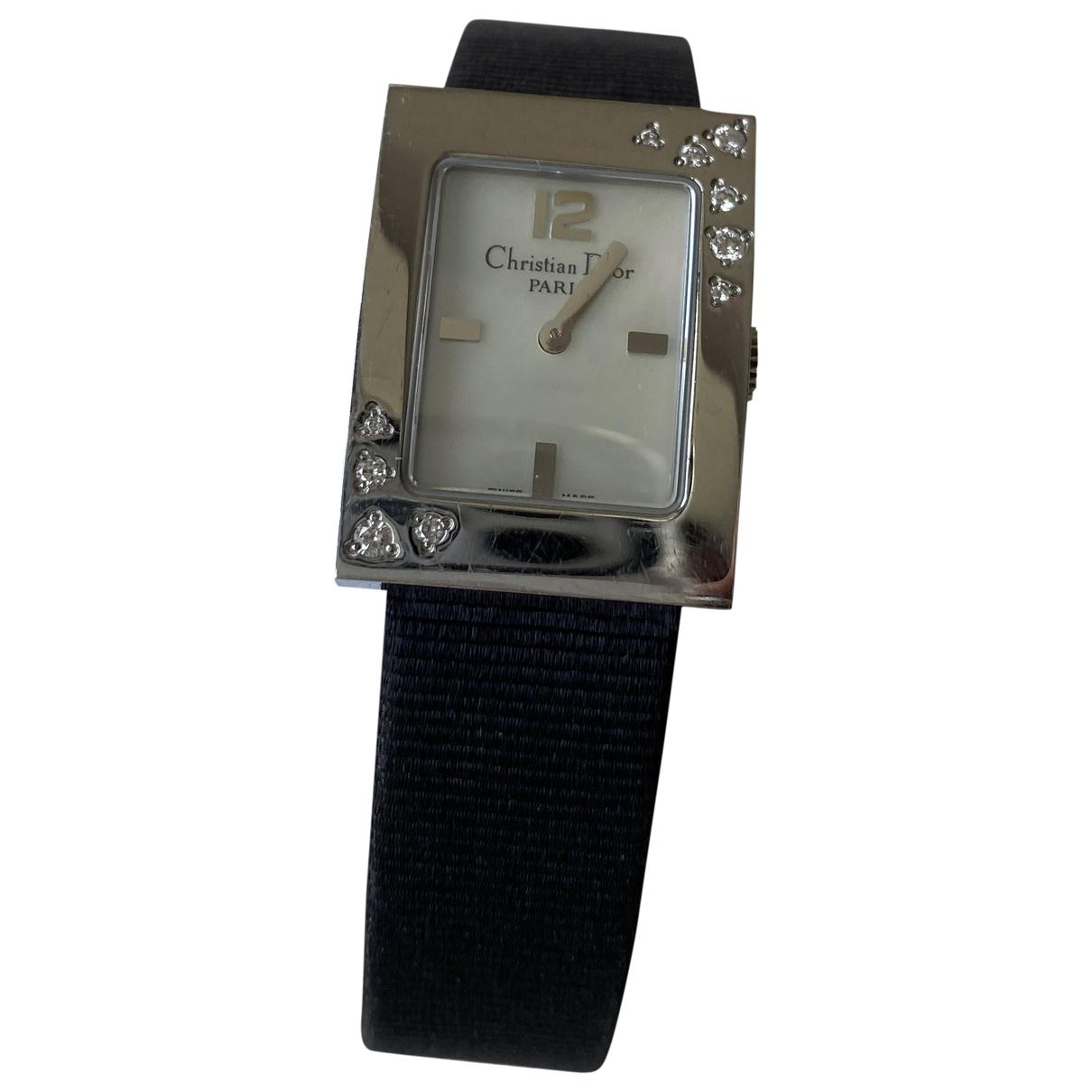 Dior Malice Black Steel watch for Women \N