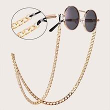 Men Simple Glasses Chain