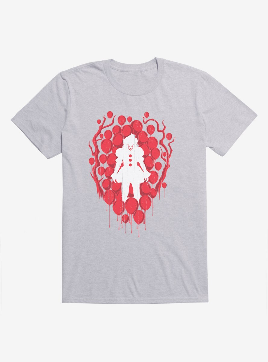 IT Chapter Two Pennywise Deadly Balloons T-Shirt