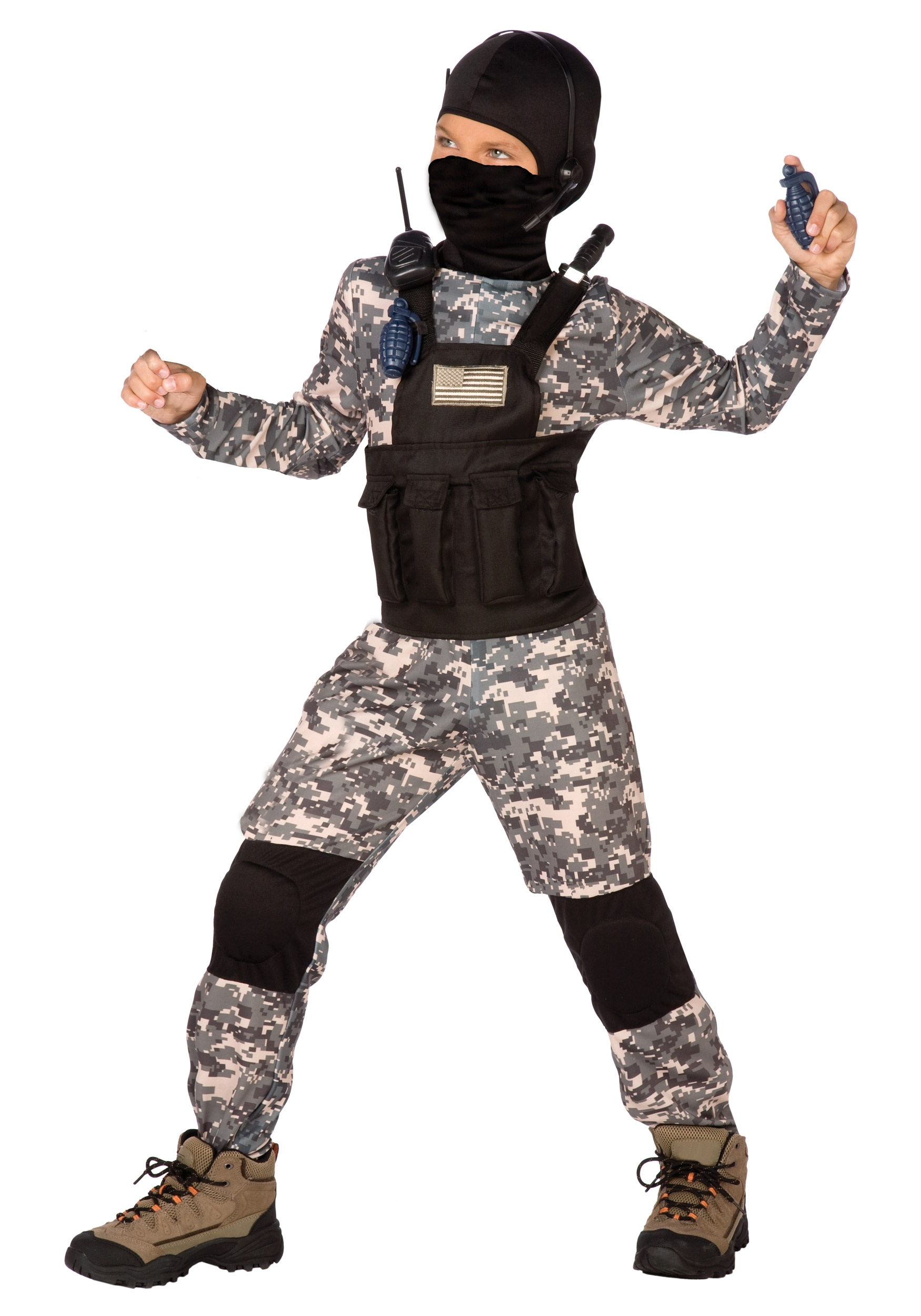 Navy Seal Costume for Kids