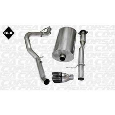 Corsa Cat-Back Exhaust - 14246BLK