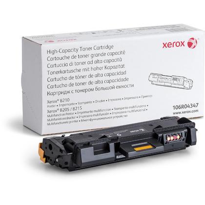 Xerox 106R04347 cartouche de toner originale noire haute capacité