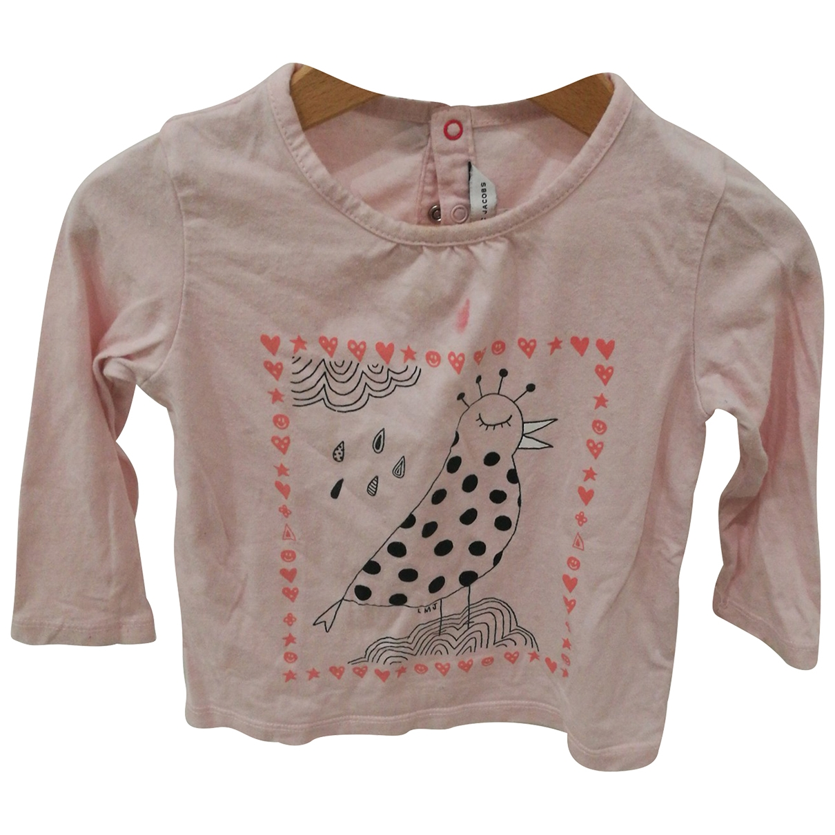 Marc Jacobs \N Pink Cotton  top for Kids 18 months - up to 81cm FR