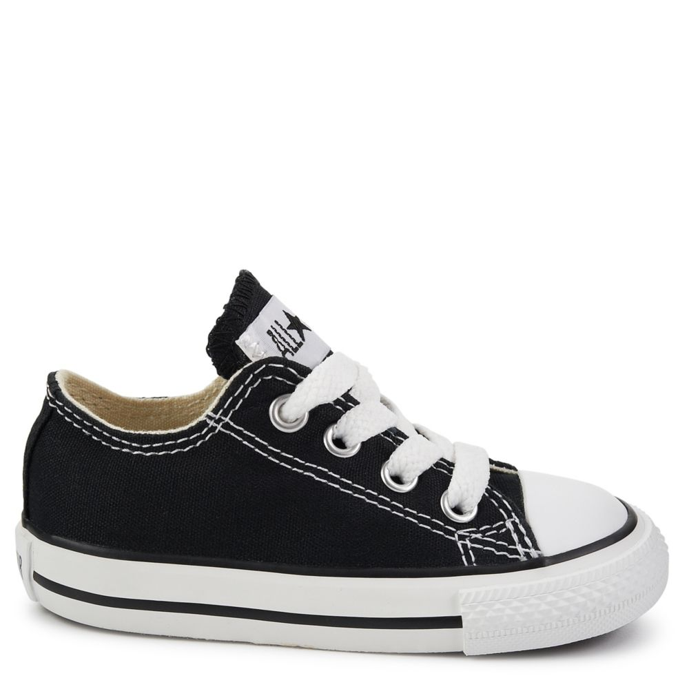 Converse Boys Infant Chuck Taylor All-Star Low-Top Shoes Sneakers